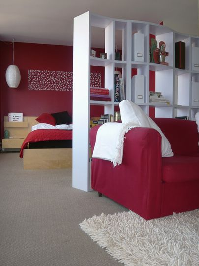 Matt 39 s color of passion bedroom home sweet home - Sweet home muebles ...