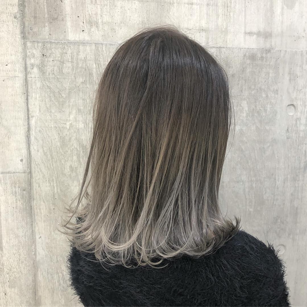 Shoki Suzuki Shachu On Instagram ホワイトグレーグラデーション