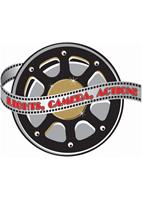 "Hollywood Movie Reel Cutout | 8"""""