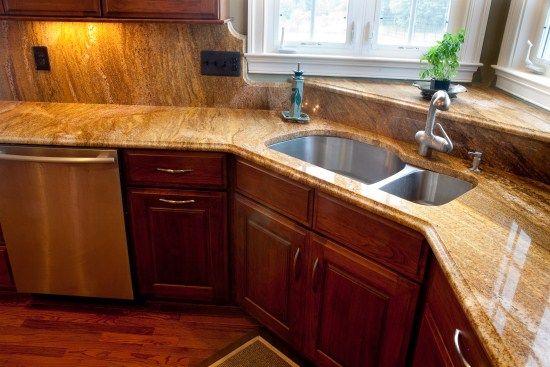 Best Granite For Dark Cabinets | Responses To U201cDesign Tips: Cabinet And  Granite Pairings