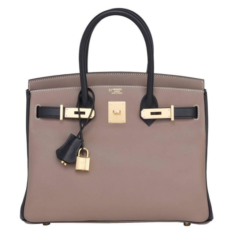 Handtasche Hermes Birkin Bag