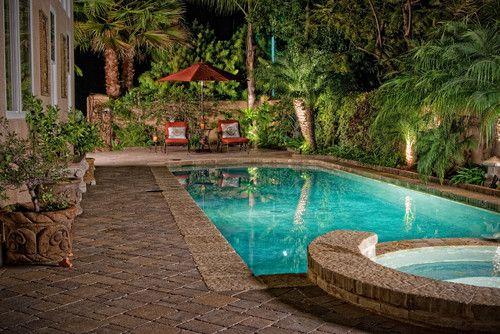 Hochwertig Hinterhof Pool Design Ideen   Gartenmöbel