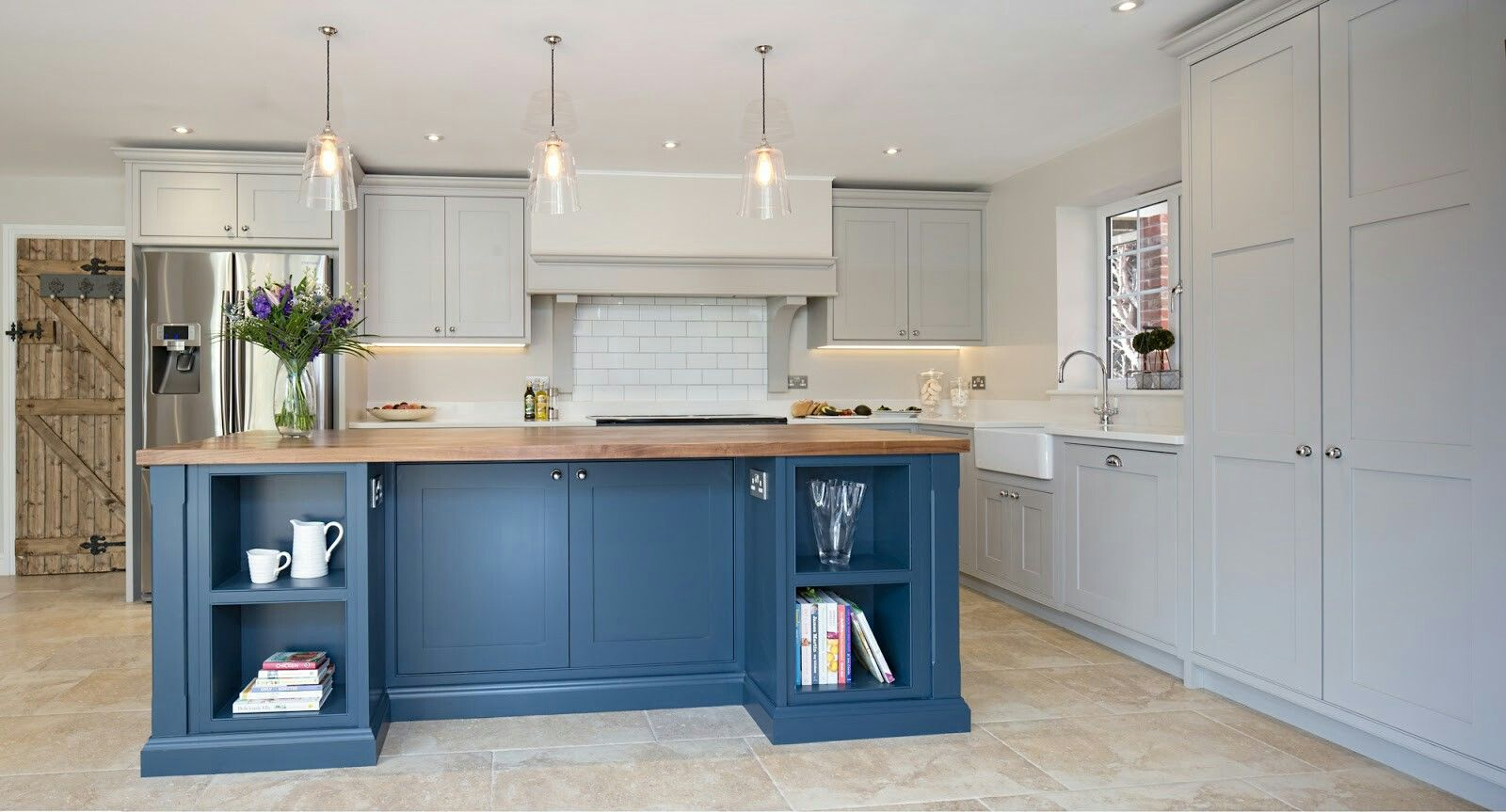 Blue Grey Kitchens Pinterest. best 25 blue gray kitchens ideas on ...