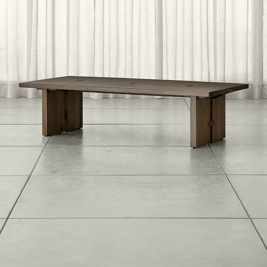 Gentil Monarch Solid Walnut Coffee Table