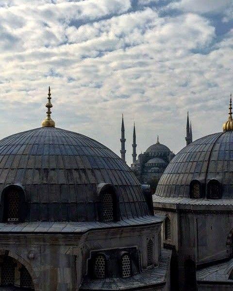 Istanbul Reisepass