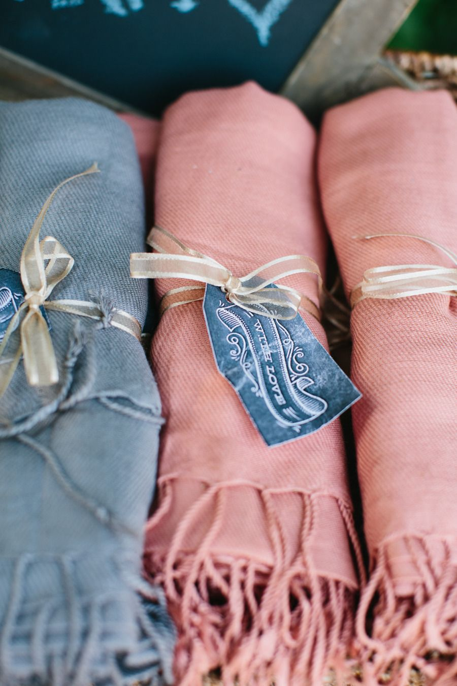 20 Fab Favors That Will Dazzle Your Guests | Pashminas, Favors and ...