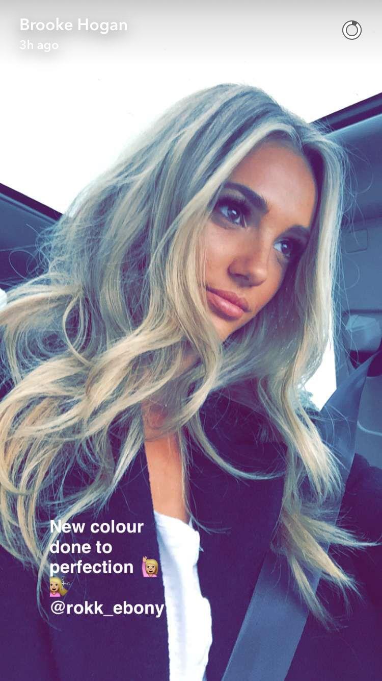 Sideboobs Snapchat Brooke DOrsay naked photo 2017