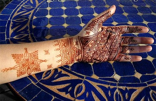 North African Mehendi Designs Tattoos Pinterest Mehendi