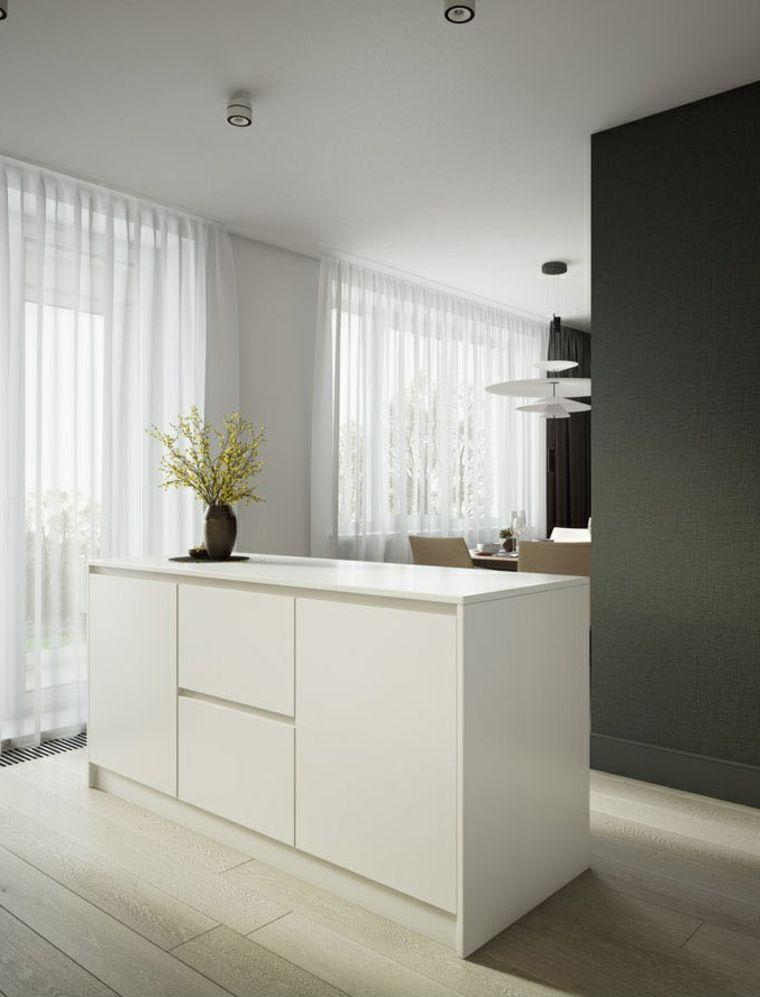 Diseño contemporaneo y con acentos naturales por Buro 108 | Diseño ...