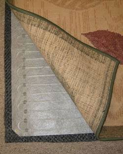 Non Slip Thermal Insulation Pad For Rug Heat Rugs