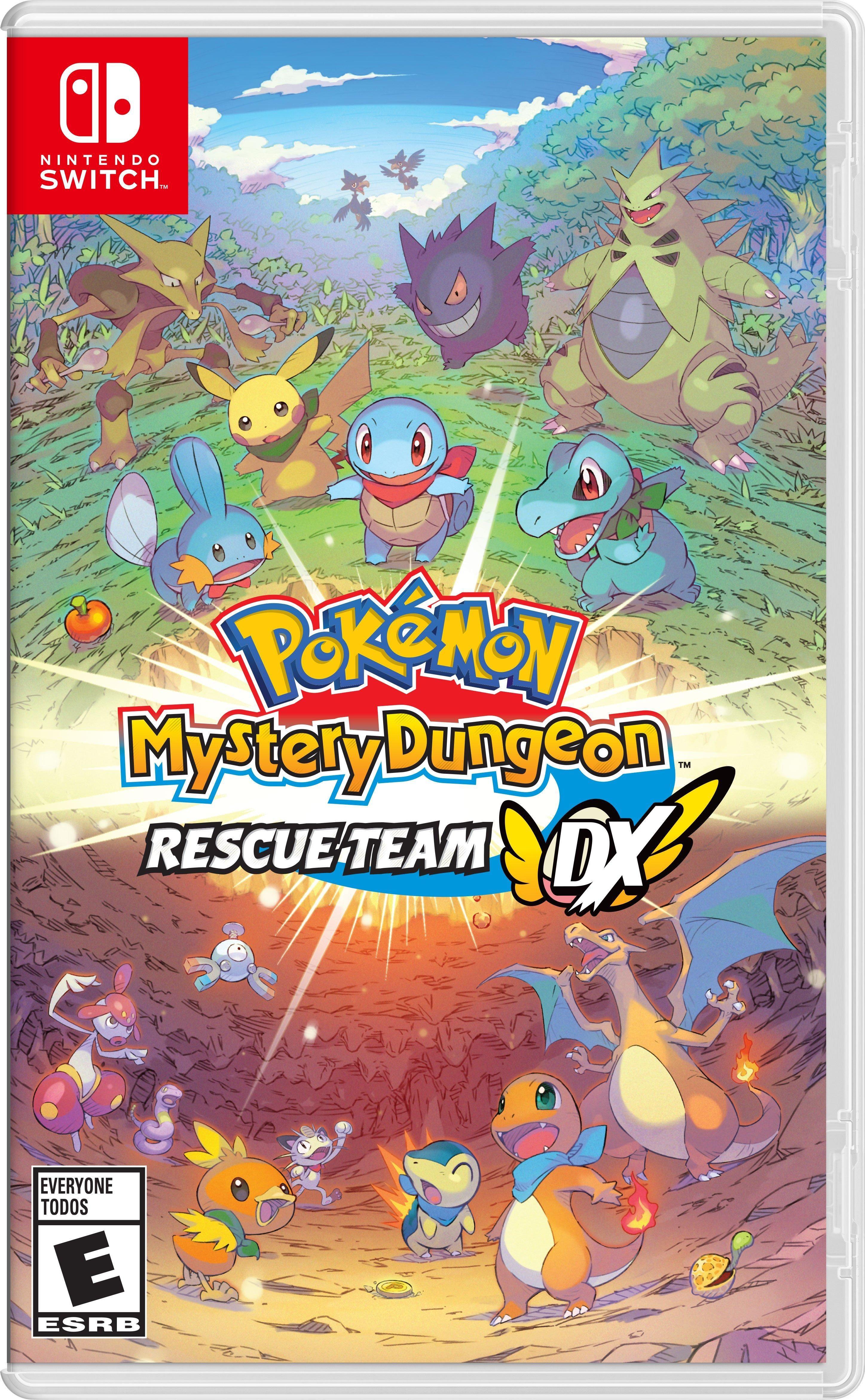 Free pokemon mystery dungeon rescue team dx apk download