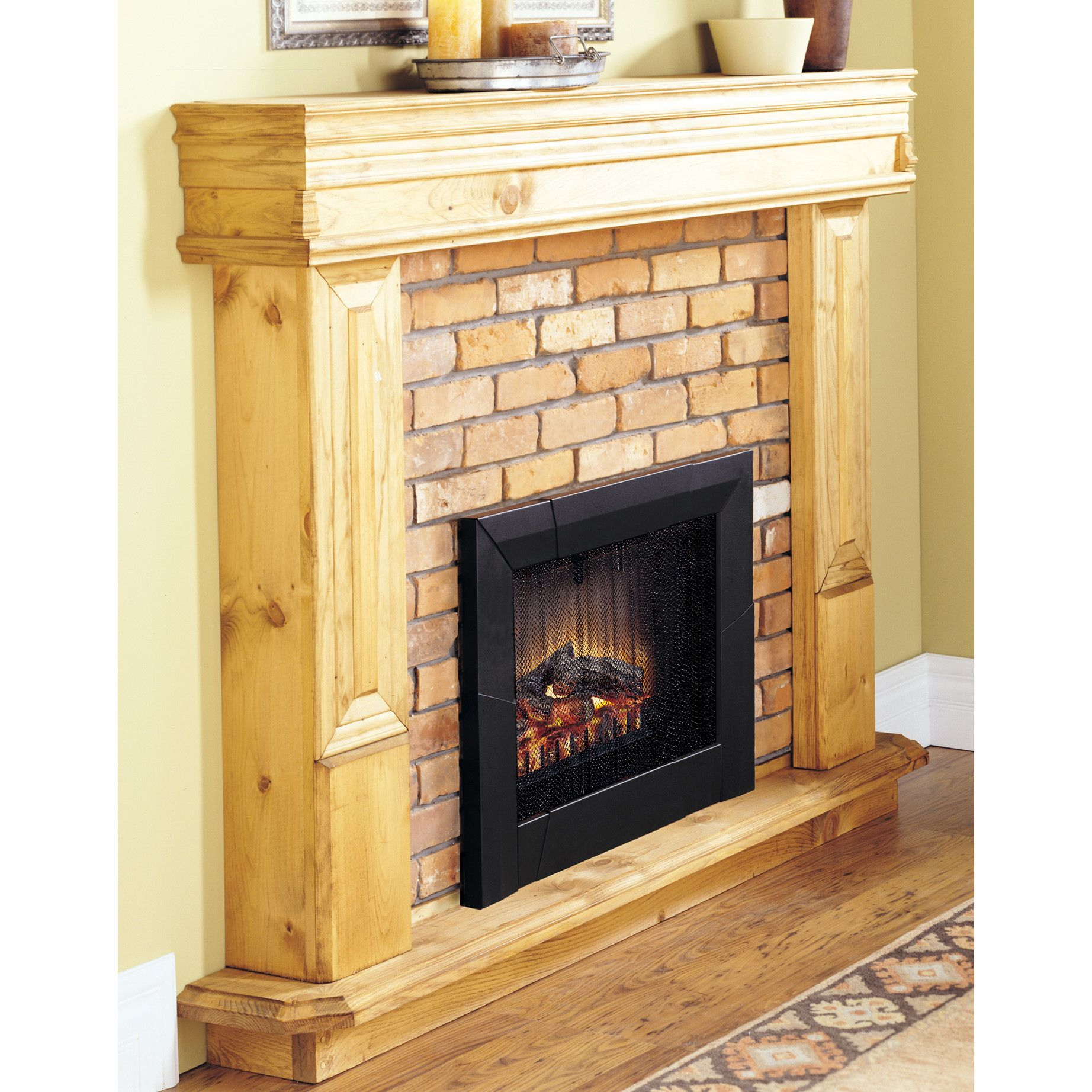 Electraflame Wall Mount Electric Fireplace | Wall mount electric ...