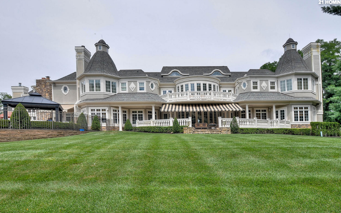 exoticexcess com estate of the day 5 5 million brick colonial