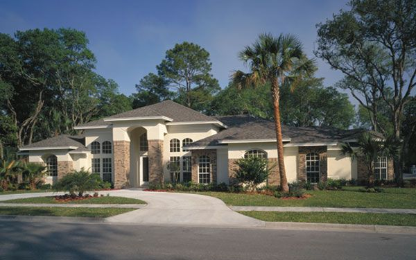 Luxury Ranch Homes House Plans And More New House Plans