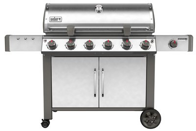 Weber Genesis Ii Natural Gas Grill Grilling Gas Grill Best Gas Grills