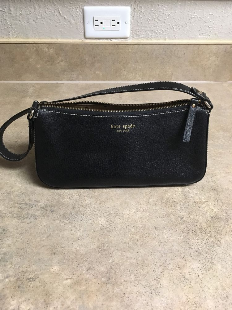 fc0ac0e667 Kate Spade Cobble Hill Mylie Leather Shoulder Bag - Black (PXRU7249)   fashion  clothing  shoes  accessories  womensbagshandbags ...