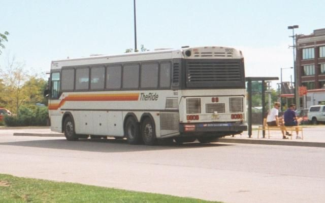 Denver Rtd 3 Axle Neoplan Bus Trolleys Etc Pinterest