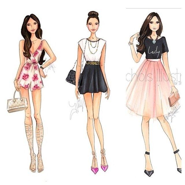 Hnicholsillustration Instagram Photos Illustration Fashion Design Fashion Design Sketches Fashion Illustration