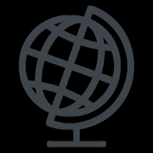 Geography Globe Flat School Icon Ad Aff Affiliate Globe Icon School Geography School Icon Icon Background Design