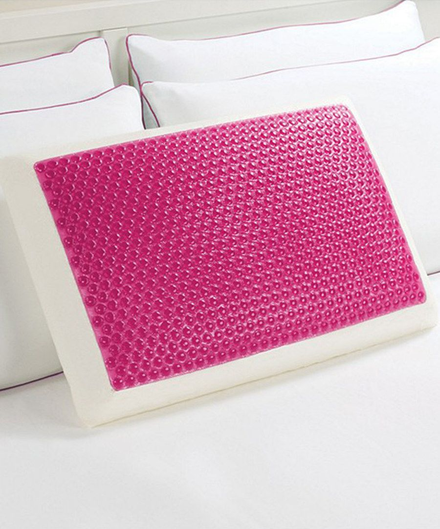 Look At This Comfort Revolution Hydraluxe Gel Memory Foam