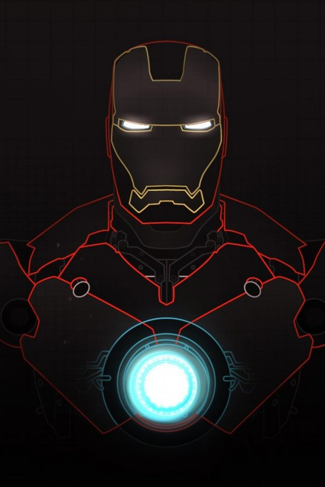 Iron Man Mobile Wallpaper Mobiles Wall Wallpapers Pinterest