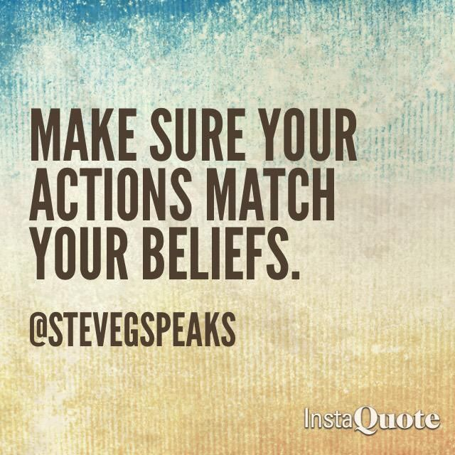"""@jedipadmaster: A leader is someone who's actions match their beliefs #edtechchat """