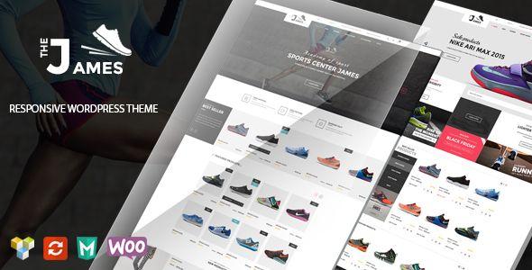 Las mejores plantillas para tienda de zapatos con WordPress | Tienda ...