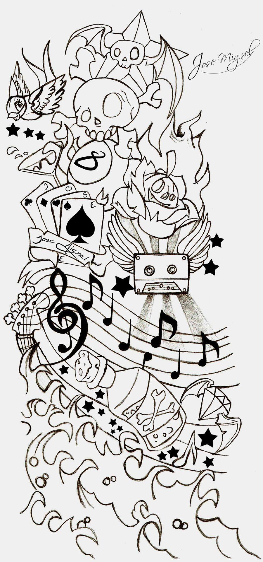 tattoo drawings Tattoo Ideas 2015 Tattoo drawings, New