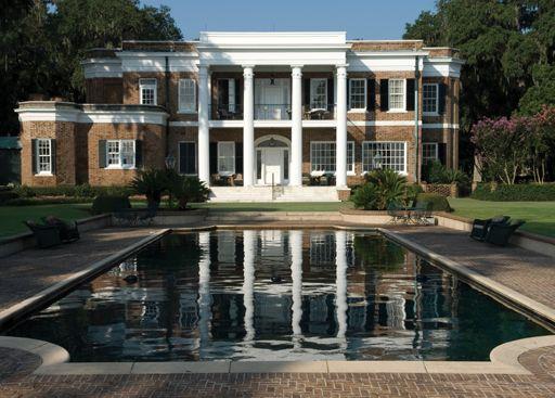 The Ford Plantation Richmond Hill Ga Wedding Venue