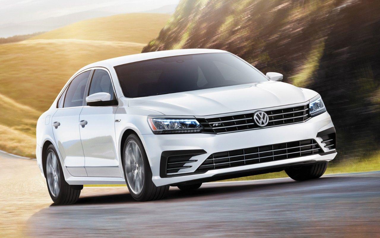 Volkswagen passat 2017 beyaz