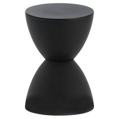 Euro Style Sallie Stool Black 90101blk Durable
