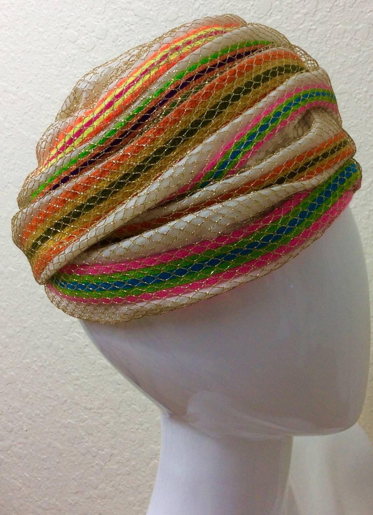 bcaa38d0eef Christian Dior turban 4