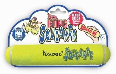 DOG TOYS - ALL OTHER - AIR KONG SQUEAKER STICK - MEDIUM