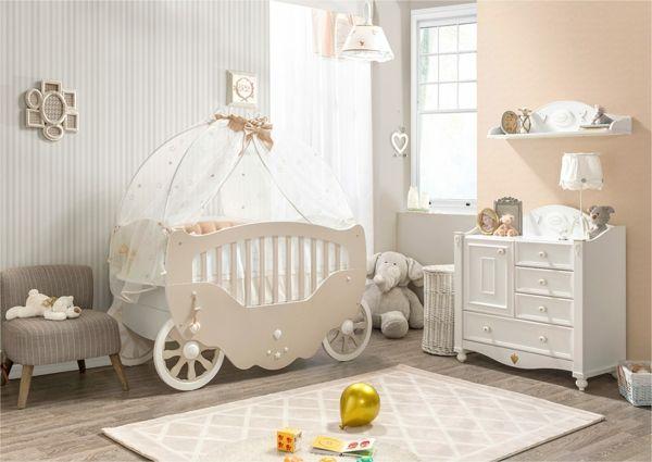 Babyzimmer einrichten-Zimmergestaltungen, die Lebensfreude ... | {Babyzimmer einrichten 55}