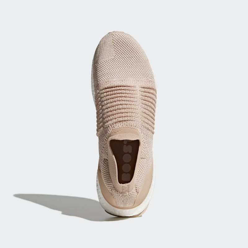 adidas Ultra Boost Laceless Ash Pearl Adidas Gear Pinterest