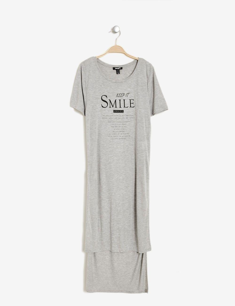 Fendu Long Long Shirt T FemmeFemmo FemmeFemmo T Shirt T Long Shirt Fendu SpUMqzV