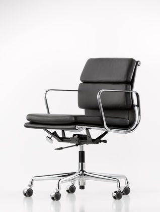 Eames Bureaustoel Replica.Vitra Produkt Soft Pad Group Bureaustoel Eames Meubels