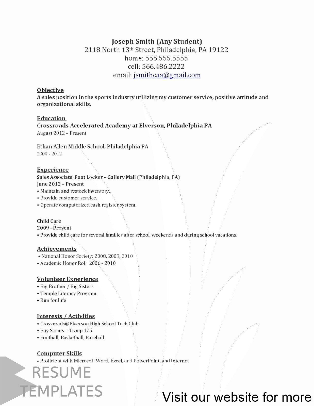 basic resume template free in 2020 resume, objective for restaurant manager google example sample cv format freshers