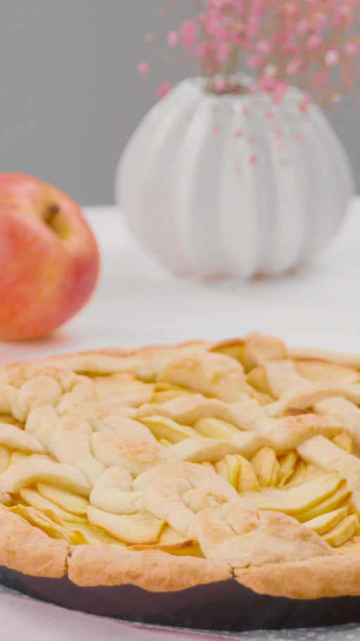 Rezeptvideo: Apple Pie #applepie