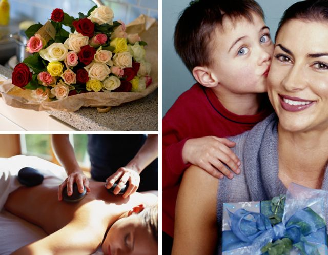 It's never too early to think about what to get Mom for Mother's Day! Perfect gift ideas here - like flowers, massage, brunch in bed onstarconnections.com | #gift #ideas #mothersday #mom #onstar