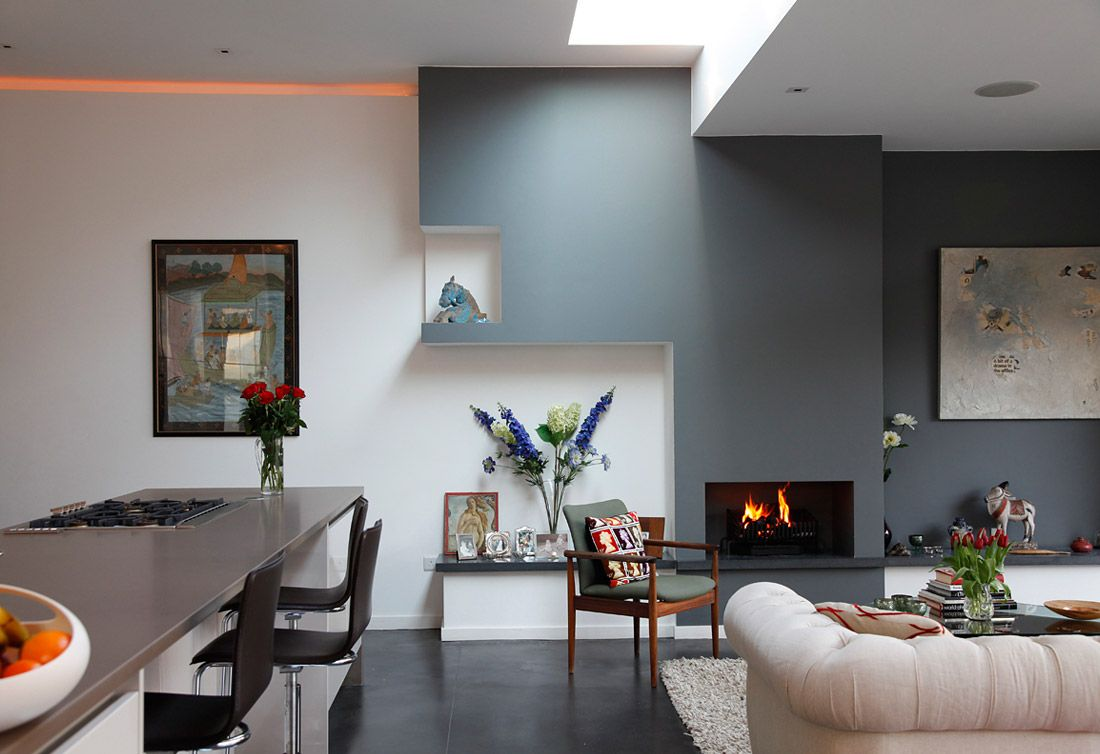 69 fabulous gray living room designs to inspire you | grey living