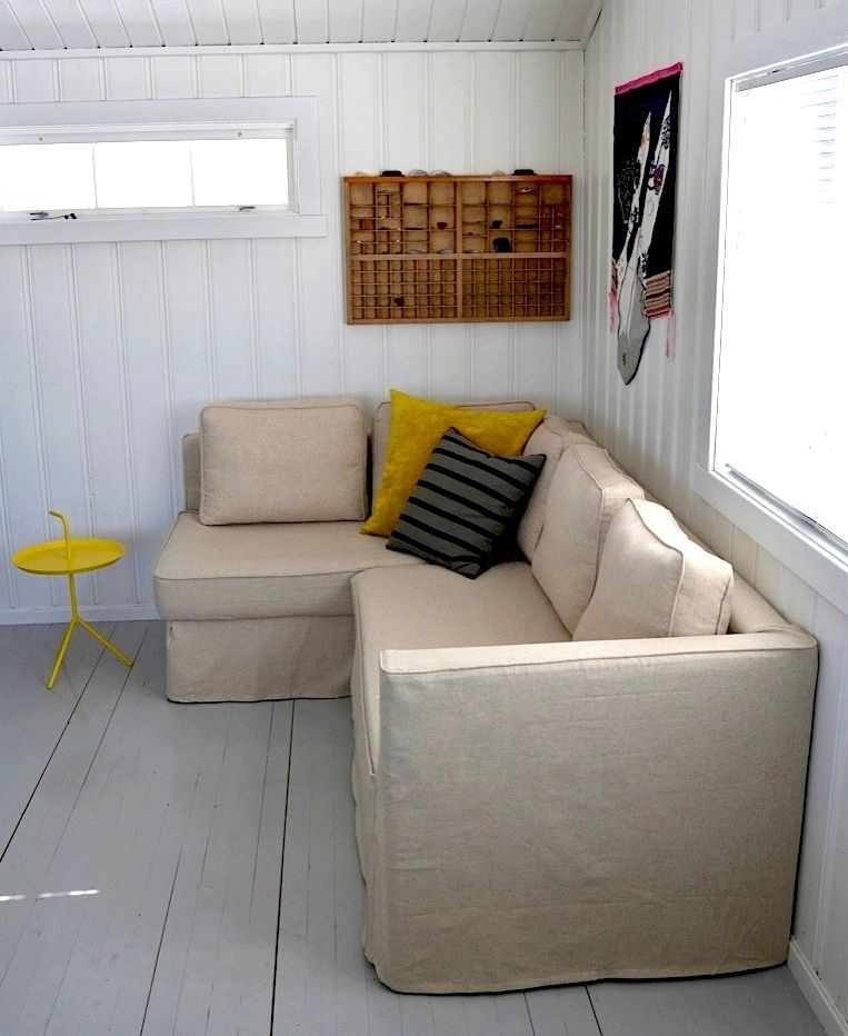Discontinued Ikea Sofa Covers: IKEA Fagelbo Sofa Bed Slipcovers From Comfort Works Are