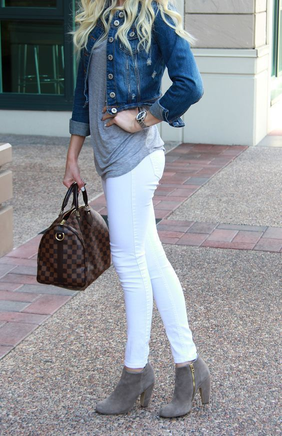 21 Most Popular Ladies Outfits From Pinterest Fashion Pinterest