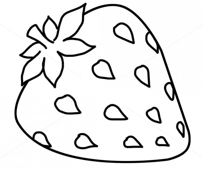 hoe een aardbei te tekenen in 2019 aardbeien tekenen en