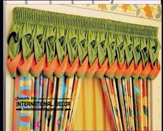 Unique Window Valances Orange And Green Curtain Valance Stylish Fair Unique Kitchen Curtains Inspiration Design