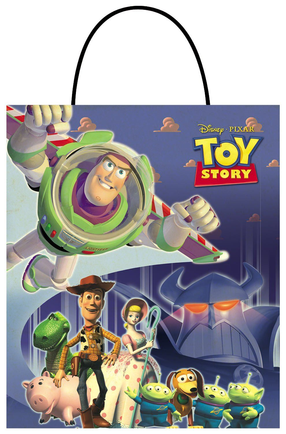 Halloween Food For Party    Disguise Costumes Toy Story Essential Treat Bag 8920e5ebd416