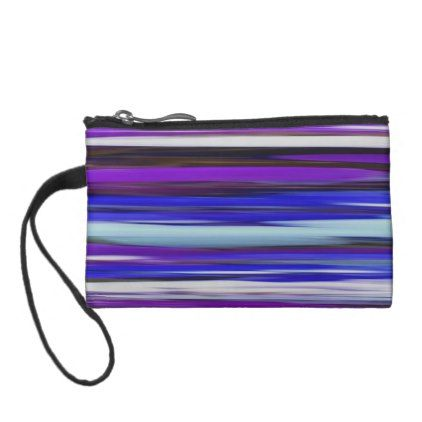 Abstract #2: Ultraviolet blur Coin Purse - accessories accessory gift idea stylish unique custom