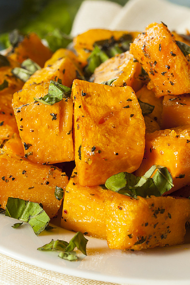 Healthy Benefits of Butternut Squash