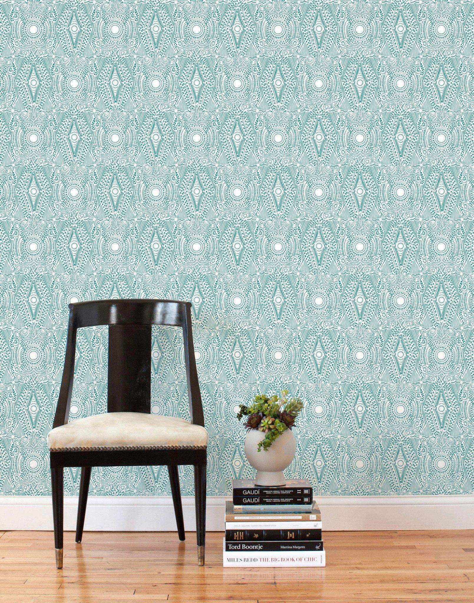 Diamante (Turquoise) Tiles Turquoise tile, Temporary