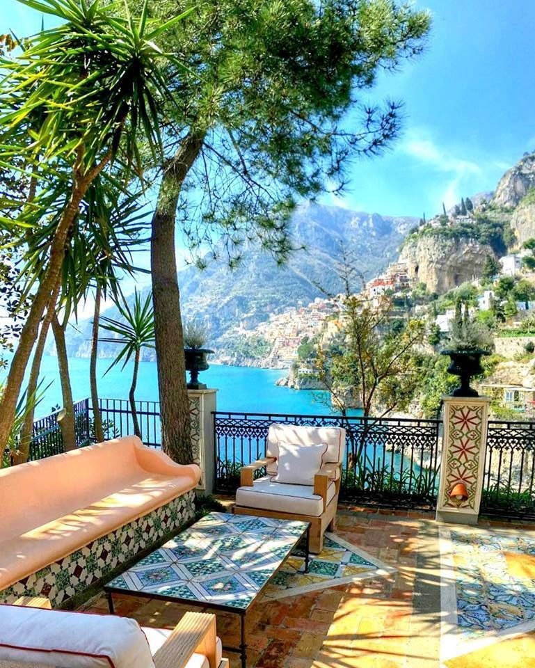 Villa Treville Positano Italy Beautiful Places Dream Vacations Places To Go